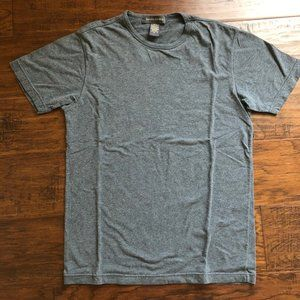 Banana Republic fitted tshirt gray mens M classic